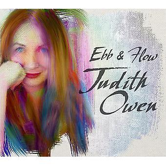 Judith Owen - Ebb & Flow [CD] USA import