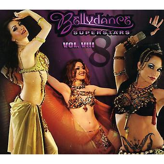 Bellydance Superstar - Vol. 8-Bellydance Superstar [CD] USA import