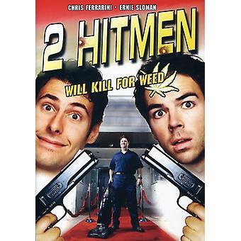 2 Hitmen [DVD] USA import