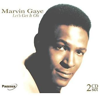 Marvin Gaye - Let's Get It on [CD] USA import
