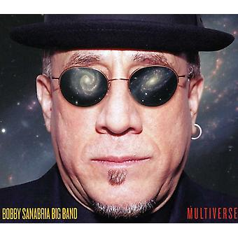 Bobby Sanabria & Big Band - Multiverse [CD] USA import