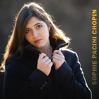 Chopin/Pacini, Sophie - Sophie Pacini Plays Chopin [CD] USA import