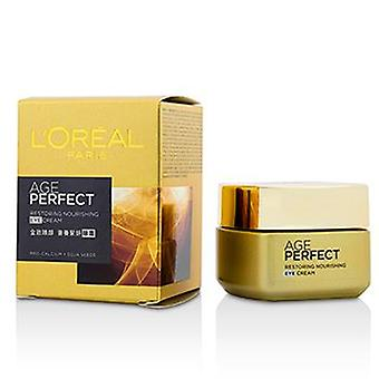L'oreal Age Perfect Restoring Nourishing Eye Cream - 15ml/0.5oz
