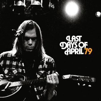 Last Days of April - Seventynine [Vinyl] USA import