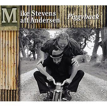 Matt Andersen - Piggyback [CD] USA import