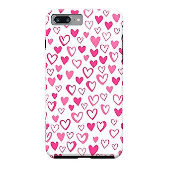 ArtsCase Designers casos LoveHearts para iPhone dura 8 Plus / iPhone 7 Plus