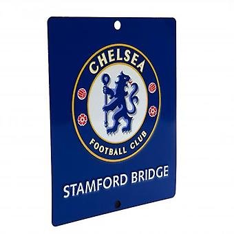 Chelsea Window Sign SQ