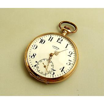 Yellow Gold pocket watch