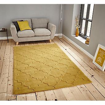 Dansville gelb Teppich