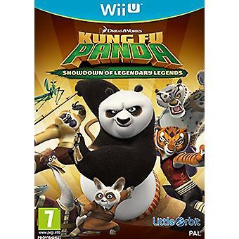 Kung Fu Panda Showdown of Legendary Legends (Nintendo Wii U) - New