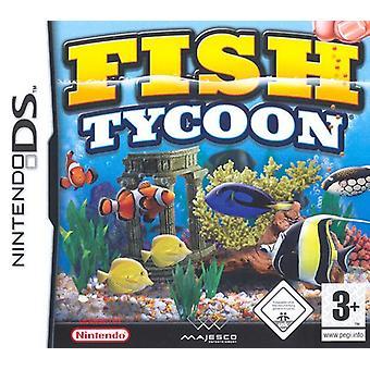 Fish Tycoon (Nintendo DS) - Neu