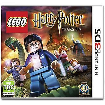 LEGO Harry Potter jaren 5-7 (Nintendo 3DS)-nieuw