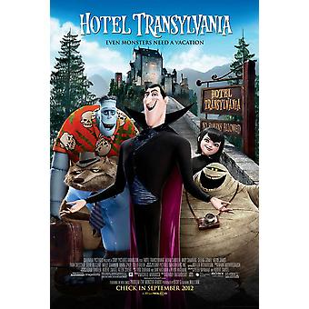 Hotel Transylvania Movie Poster (11 x 17)