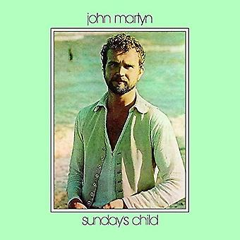 John Martyn - Sundays Child (LP) [Vinyl] USA import