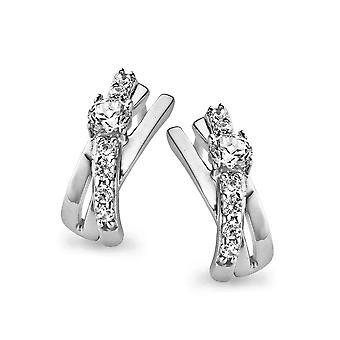 Orphelia Silver 925 Earring Zirconium  ZO-5131