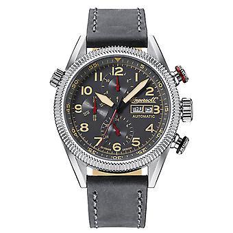 Ingersoll men's watch wristwatch automatic Grizzly IN1102GU