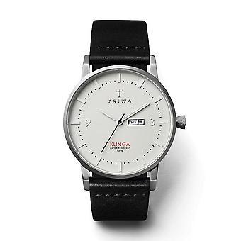 Triwa Unisex Watch wristwatch KLST101-CL010112 dawn Klinga leather