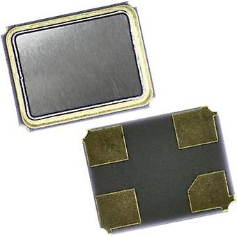 EuroQuartz Quartz crystal 24.000MHz MT/30/30/-40+85/12pF SMD 4 24.000 MHz 12 pF 3.2 mm 2.5 mm 0.7 mm 1 pc(s)