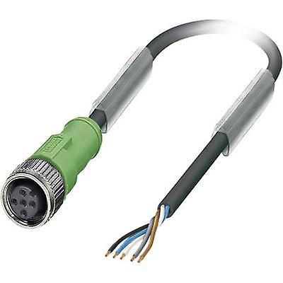 Phoenix Contact 1669835 SAC-5P- 3,0-PUR/M12FS Sensor / Actuator Cable
