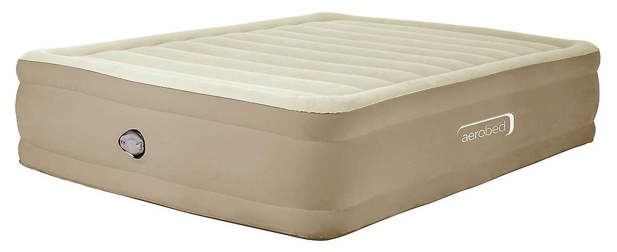 Aerobed Comfort Raised King Airbed Inflatable Guest Bed 2 Year Guarantee