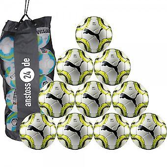 10 x PUMA Spiel- und Trainingsball - FINAL 4 Club inkl. Ballsack