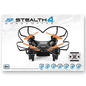 JSF Stealth 4 RC Quadcopter Drone Radio kontroll