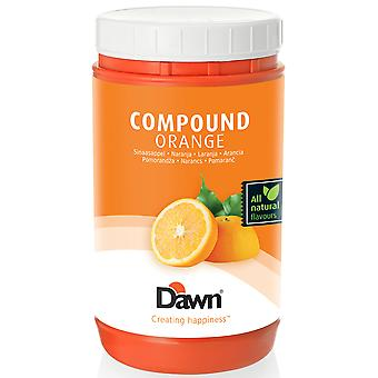 Dawn Orange Patisserie Compound Fruit Flavouring