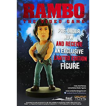 Rambo Limited Edition Figure - from RamboThe Video Game