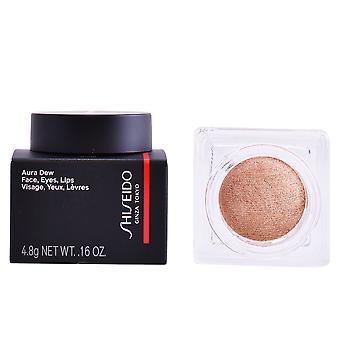 Shiseido Aura rugiada viso, occhi, labbra #01-lunar 4,8 Gr per le donne