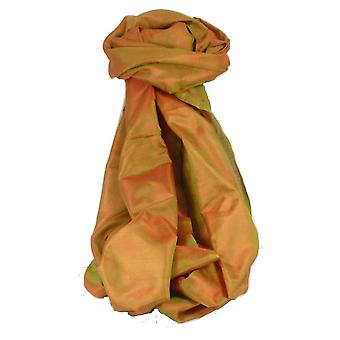 Varanasi Silk Long Scarf Heritage Range Jana 3 Blush by Pashmina & Silk