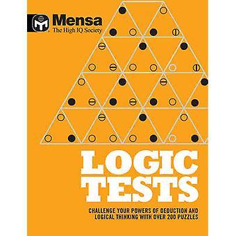 Mensa - Logik-Tests - Herausforderung Ihre Befugnisse der Abzug und logische Th