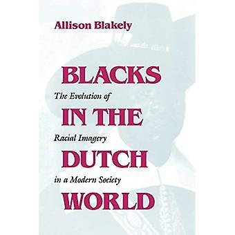 Schwarze in der niederländischen Welt: die Entwicklung der Rasse Bildmaterial in einer modernen Gesellschaft