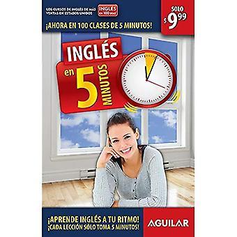 Ingles En 5 Minutos (Ingles en 100 Dias)