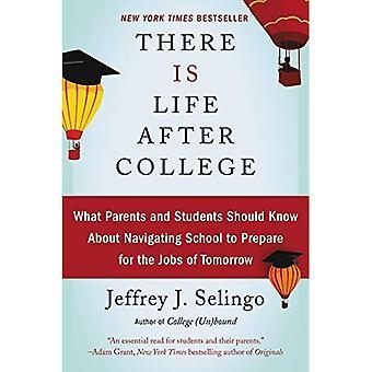 C'è vita dopo il College: Ciò che i genitori e gli studenti dovrebbero sapere sulla scuola di navigazione per preparare per i lavori di domani
