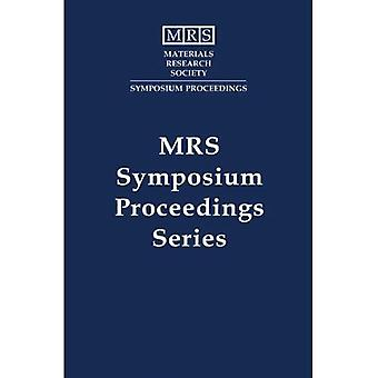 Thin Films: Volume 308: Stresses and Mechanical Properties IV (MRS Proceedings)