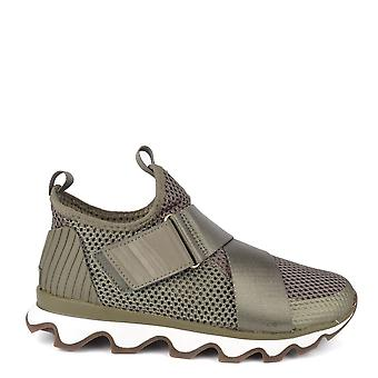 Sorel Kinetic Khaki Mesh Trainer