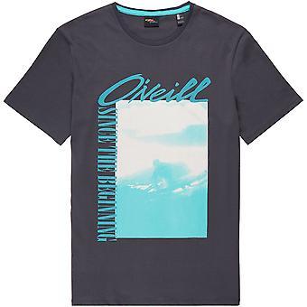 O'Neill mäns T-Shirt ~ Rama asfalt