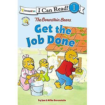Les oursons Berenstain faire le travail: niveau 1 (je peux lire! / les ours de Berenstain / lumières de vie)