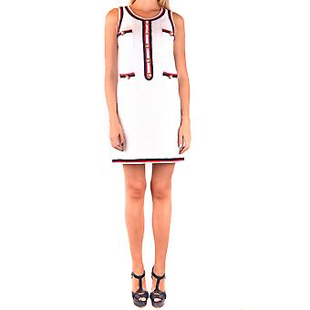 Robe Edward Achour Ezbc121008 Femmes-apos;s White Polyester
