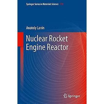 Motor cohete nuclear Reactor por Lanin y Anatoly
