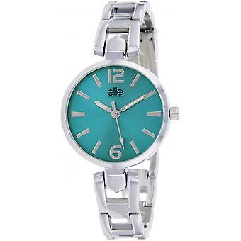 Elite E54814-207 - watch steel money e woman