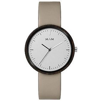 MAM Plano Watch-svart/vit