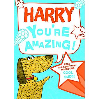 Harry You'Re Amazing - 9781785537912 Book