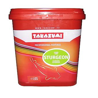 Takazumi Sturgeon Food 15kg