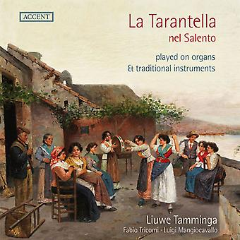 Tamminga - La Tarantella Nel Salento [CD] USA Import