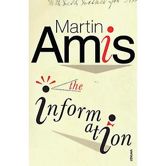 The Information by Martin Amis - 9780099526698 Book