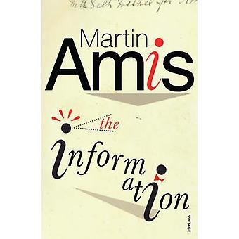 Informasjon etter Martin Amis - 9780099526698 bok