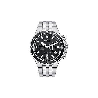 Edox Men's Watch 10109 3M NIN Chronographs, Diver's Watch