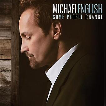Michael English - Some People Change [CD] USA import