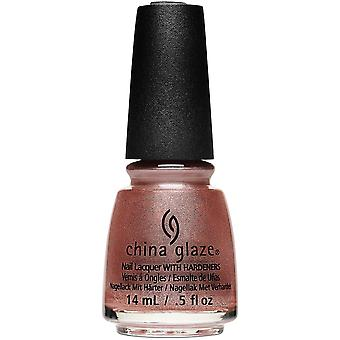 China Glaze The Glam Finale 2017 Nail Polish Collection - As Good As It Glitz (84105) 14ml